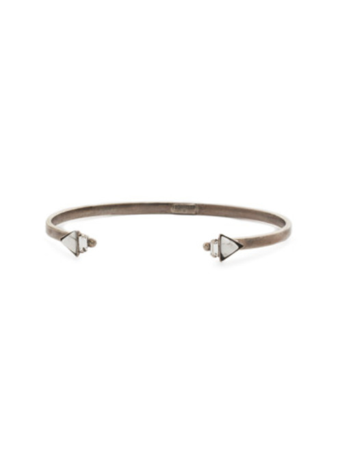 LISA OSWALD 2017 COLLECTION Cuff Bracelet by Sorrelli BDM10ASWH