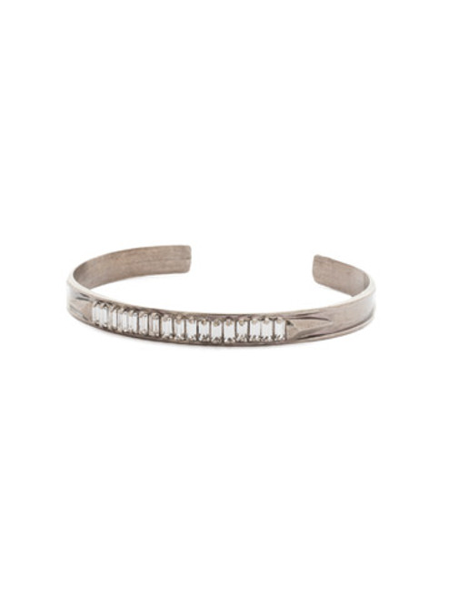 LISA OSWALD 2017 COLLECTION Cuff Bracelet by Sorrelli BDM14ASCRY