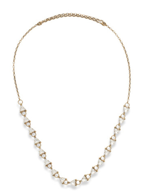 LISA OSWALD 2017 COLLECTION Necklace by Sorrelli NDM13AGCRY