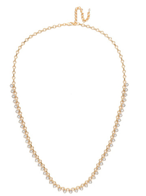 LISA OSWALD 2017 COLLECTION Necklace by Sorrelli NDE29BGCRY