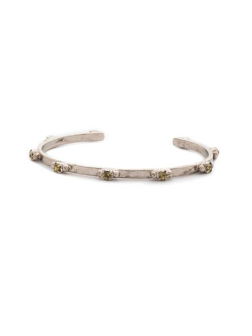 ARMY GIRL Crystal Bracelet by Sorrelli BDH2ASAG