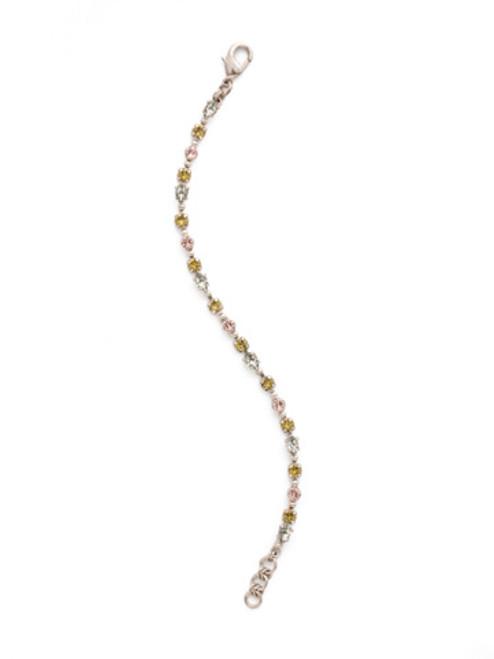 Army Girl Crystal Bracelet