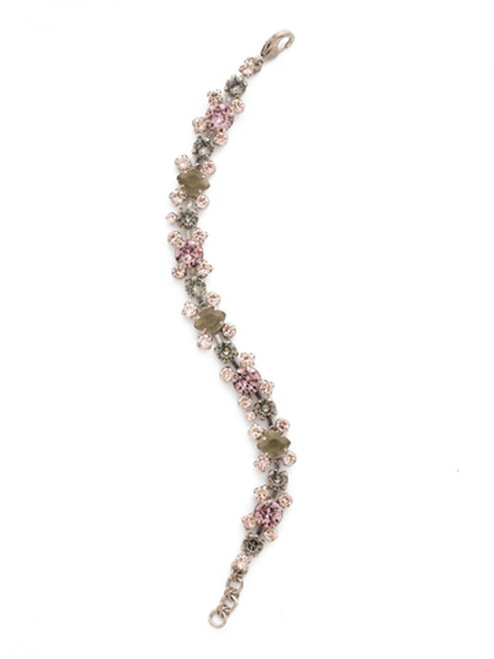 ARMY GIRL- Perfect Harmony Crystal Bracelet by Sorrelli~ BDK11ASAG