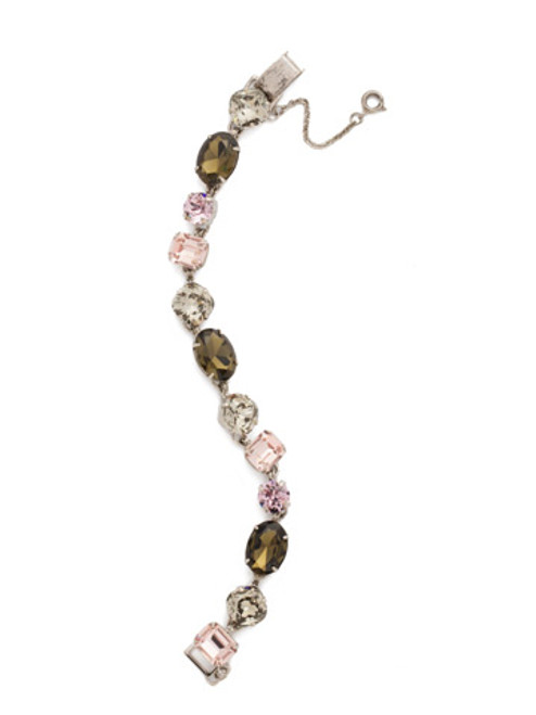 **SPECIAL ORDER** ARMY GIRL Crystal Bracelet by Sorrelli~BDN3ASAG