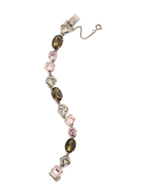 ARMY GIRL Crystal Bracelet by Sorrelli BDN3ASAG