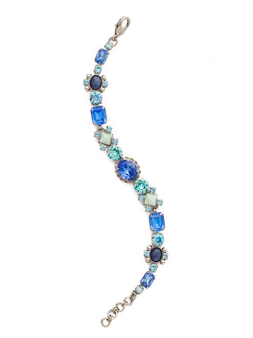 ULTRAMARINE Crystal Bracelet by Sorrelli BDJ10ASUM