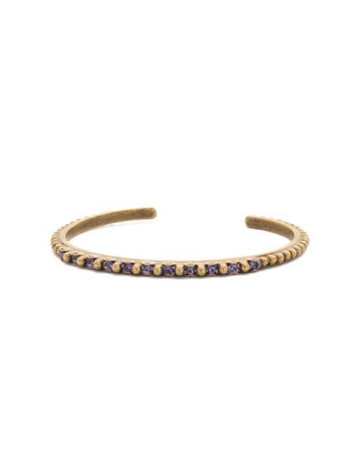 **SPECIAL ORDER** Jewel Tone Crystal Bracelet by Sorrelli~BDQ4AGJT