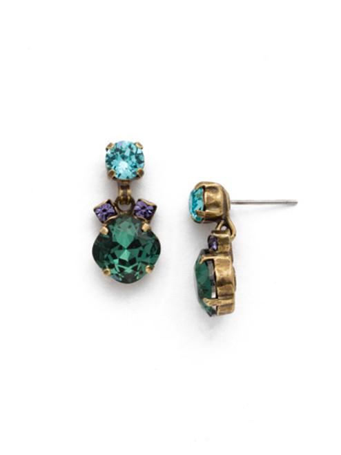 Crystal Earrings By Sorrrelli
