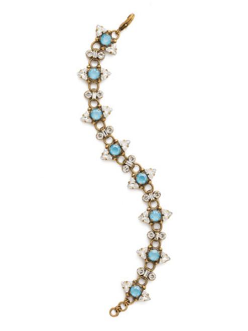 Sorrelli DENIM BLUE  Crystal Bracelet