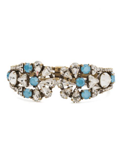 DENIM BLUE Crystal