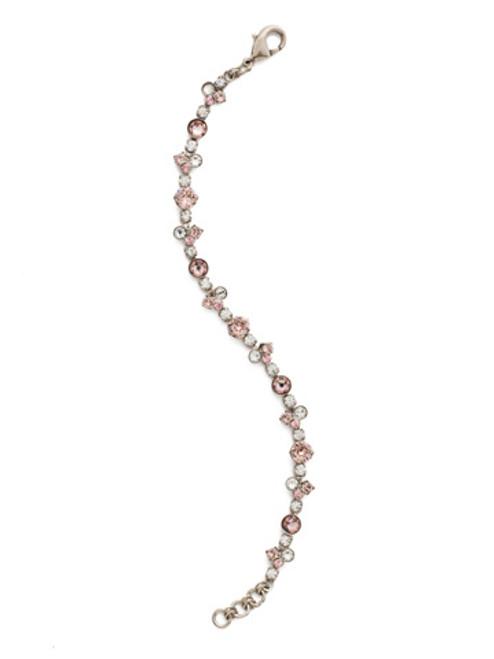 Crystal Rose Bracelet