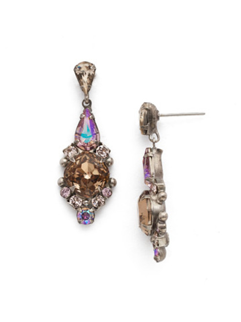 Sorrelli Mirage Crystal Earrings edq2asmir