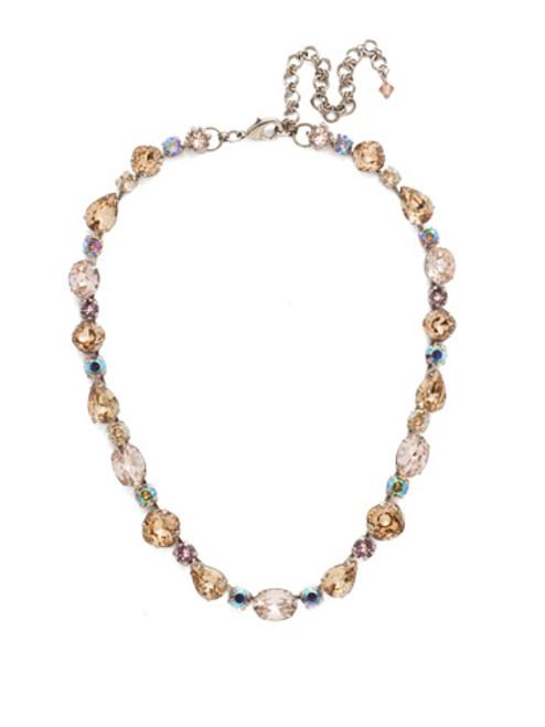 Sorrelli Mirage Crystal Necklace NDQ37ASMIR