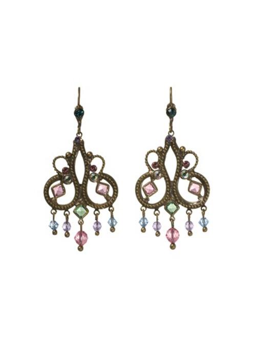 Sorrelli Lollipop Crystal Earrings ECA21AGLP