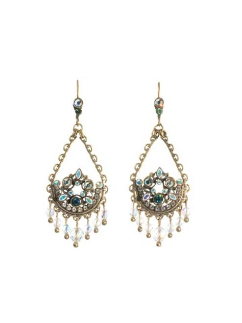 Sorrelli Smitten Crystal Earrings ebt57agsmi
