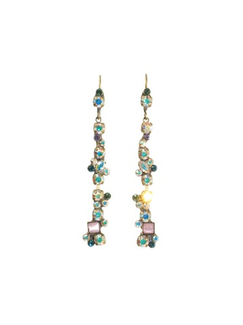Sorrelli Smitten Crystal  Earrings