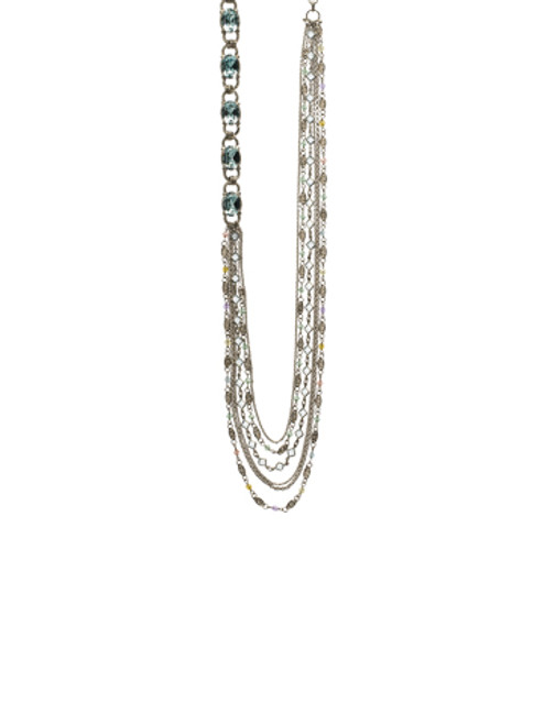 Water Crystal Necklace