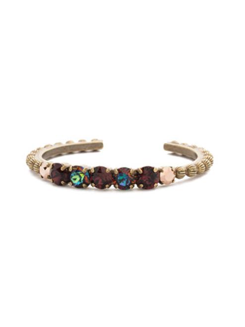 Mahogany Crystal Bracelet BDQ24AGM
