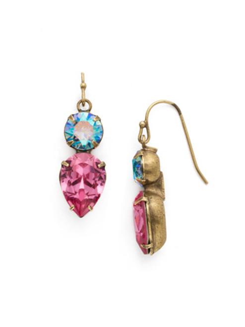 celebration of pretty pastel colors Earrings