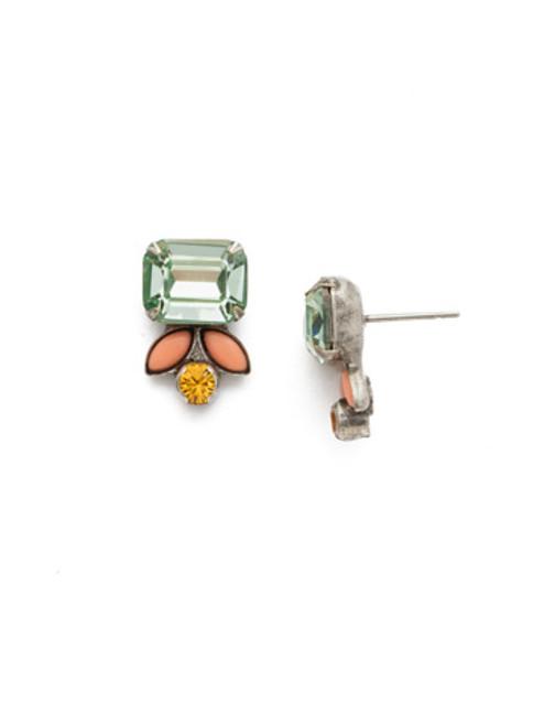 Sorrelli Vivid Horizon Crystal Earrings edg7asvh