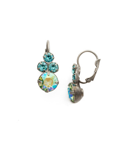 Sorrelli Vivid Horizons Crystal Earrings~ EDQ36ASVH