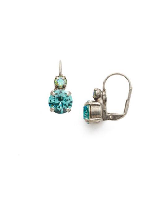 Sorrelli Vivid Horizons Crystal Earrings~ ECW36ASVH