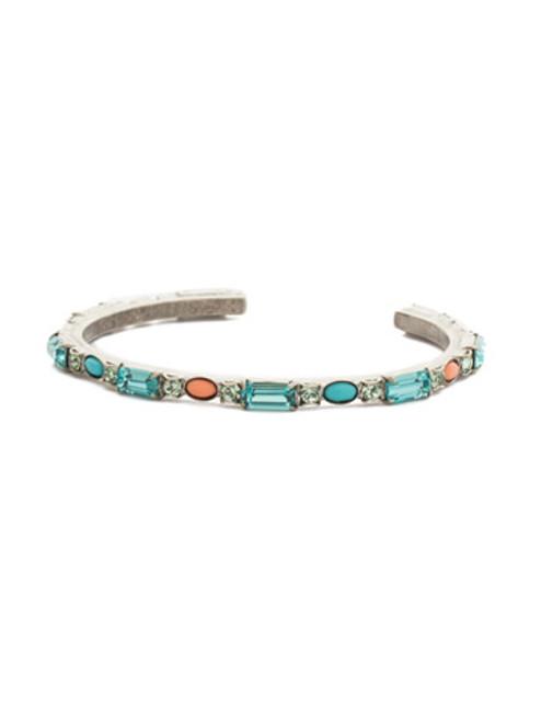 Sorrelli Vivid Horizons Crystal Bracelet~ BDS38ASVH