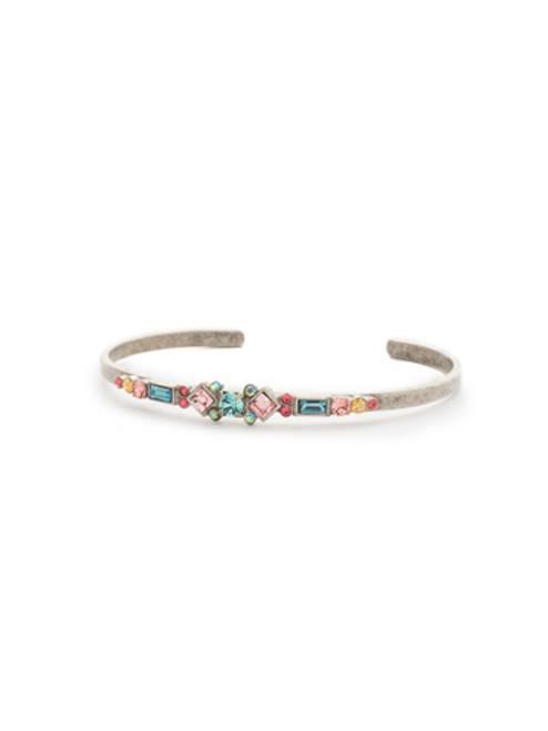 Vivid Horizon Crystal Bracelet