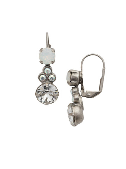 **SPECIAL ORDER**Sorrelli  White Bridal Crystal Earrings~ECJ14ASWBR