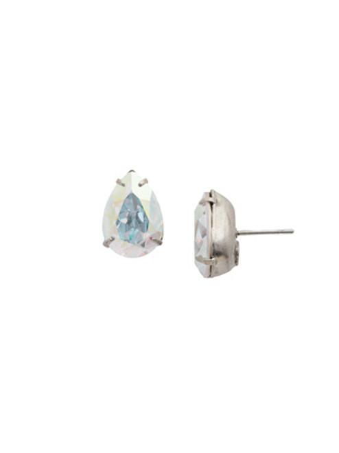 **SPECIAL ORDER**Sorrelli  White Bridal Crystal Earrings~ECR115ASWBR