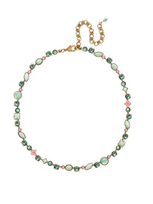 Sorrelli GEM POP Crystal Necklace naq3agpop