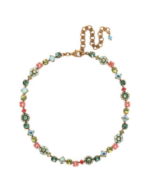 GEM POP Crystal Necklace