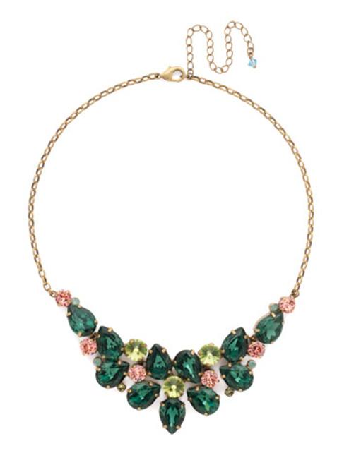 special order sorrelli gem pop crystal necklace ncp3agpop