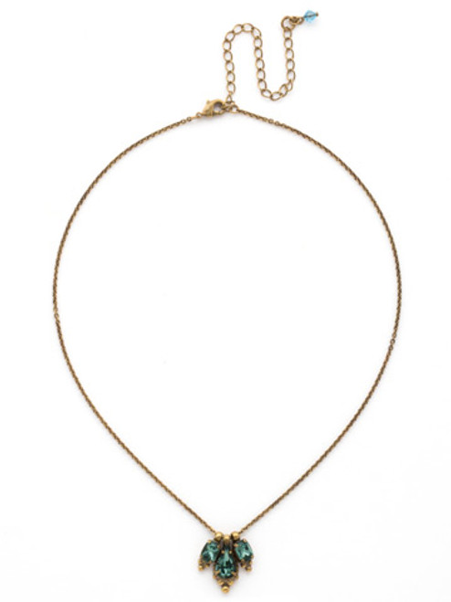 Sorrelli GEM POP Crystal Necklace
