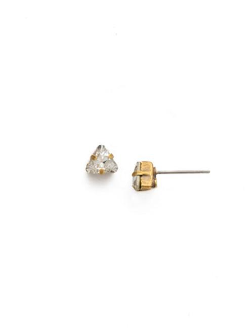***SPECIAL ORDER***DENIM BLUE Crystal Earring by Sorrelli~EDH15AGSMR