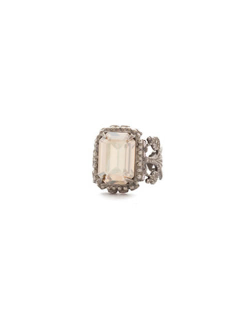 Sorrelli Mirage Crystal Ring RDQ17ASMIR