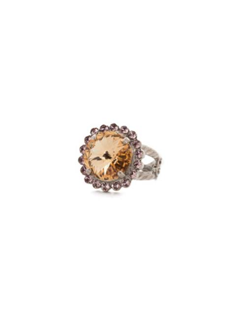 Sorrelli Mirage Crystal Ring RDL6ASMIR