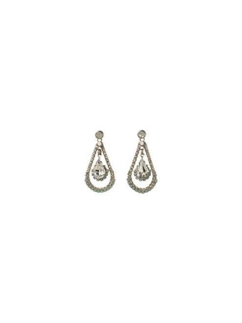 Sorrelli Aegean Sea Crystal Earrings EDQ19AGM