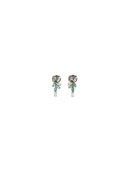Sorrelli Aegean Sea Crystal Earrings