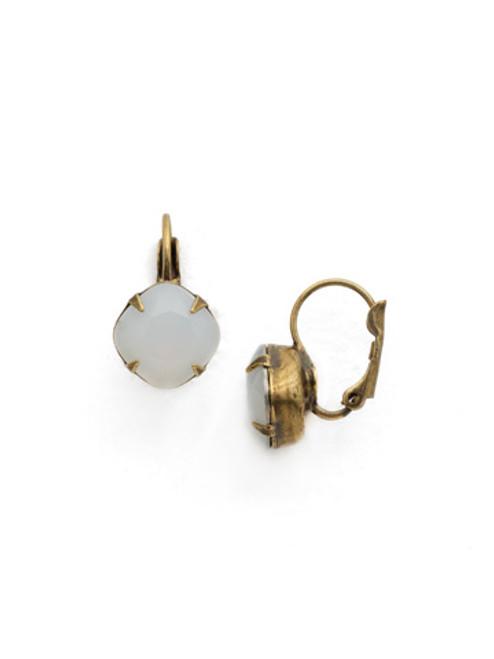 Sorrelli Amaretto Crystal Earrings edl12agwo