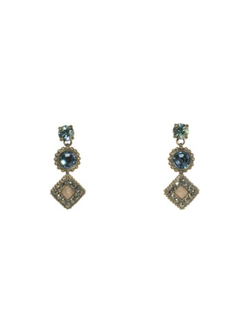 special order sorrelli aqua bubbles crystal earrings ebw3agaqb