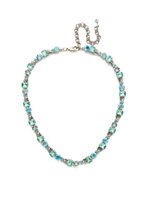 SORRELLI SWEET MINT CRYSTAL NECKLACE NDU23ASSMN