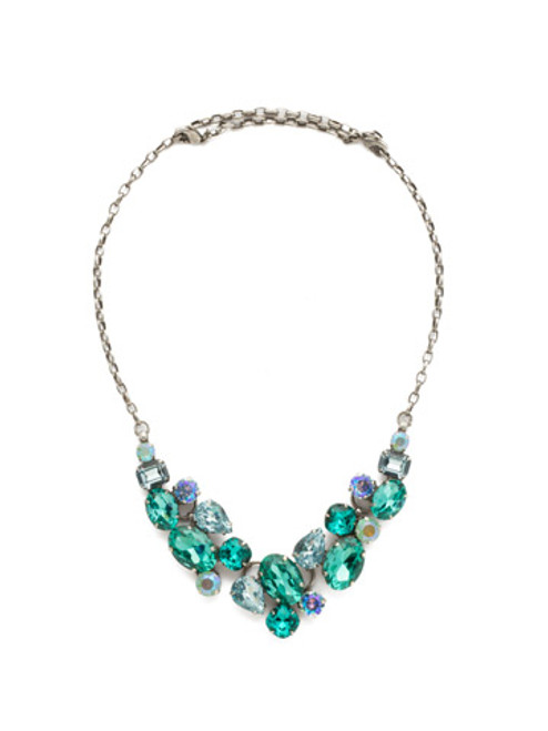 SORRELLI SWEET MINT CRYSTAL NECKLACE NDQ6ASSMN
