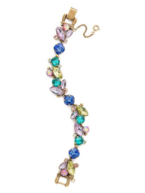 Wildflower Crystal Ring