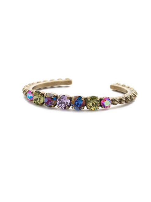 Wildflower Crystal Bracelet