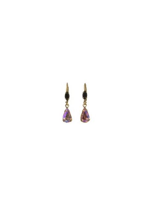 Sorrelli Evening Moon Crystal Earrings~EBF20AGEM