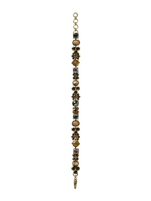 **SPECIAL ORDER**Sorrelli City Neutral  Crystal Necklace~BBB5AGCN