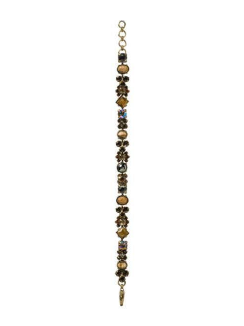 Sorrelli City Neutral Crystal Necklace