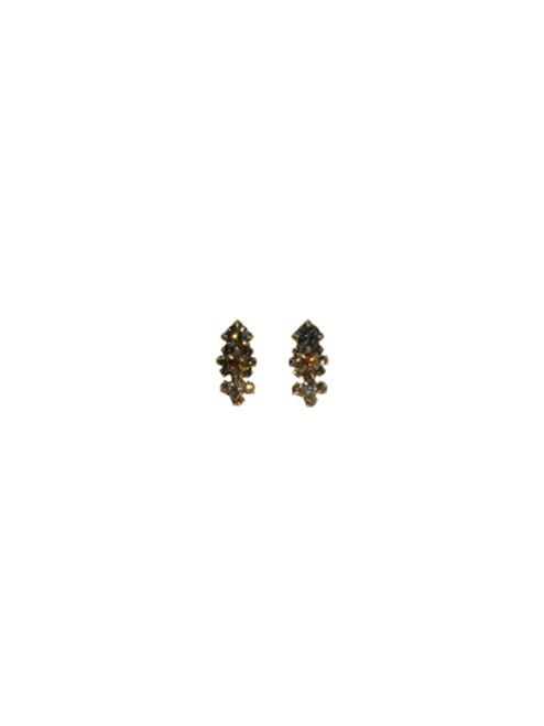 **SPECIAL ORDER**Sorrelli City Neutral  Crystal Earrings~EBB5AGCN