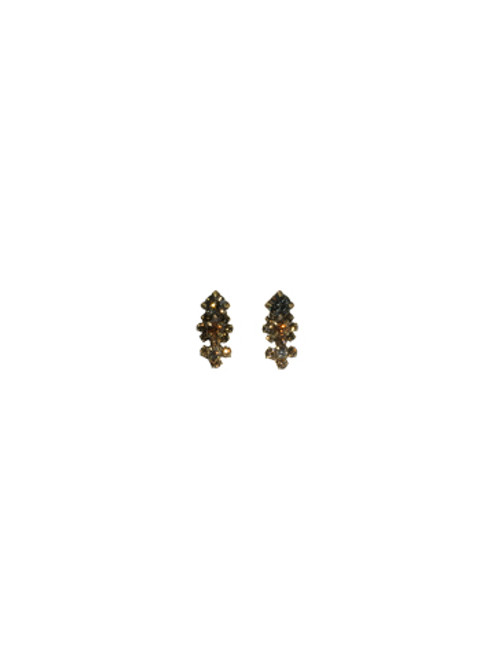 Sorrelli City Neutral Crystal Earrings EBB5AGCN